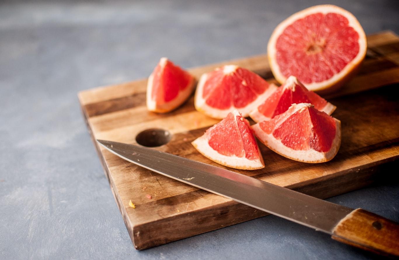 グレープフルーツ精油の効果と効能と使い方