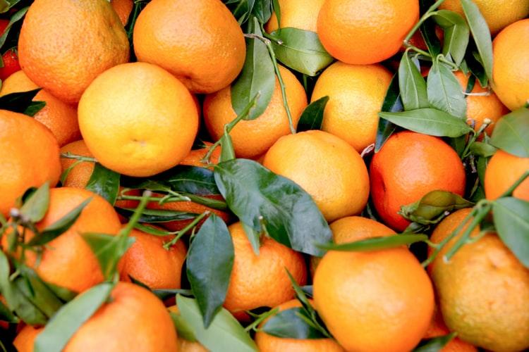 オレンジ・スィート精油の効果と効能と使い方